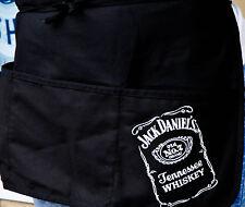"""Jack Daniels Whisky, Kellnerschürze, Schürze """"No 7 Tennessee"""" kurze Ausführung"""