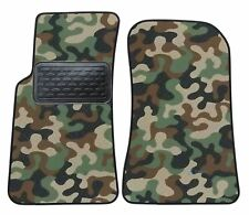 Fußmatten Auto Autoteppich passend für Mazda 2 I DY 2003-07 Set CACZA0103