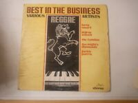 Best In The Business -  Various Artists - Vinyl LP 1979