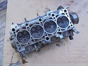 VW VOLKSWAGEN PASSAT 1997 1.8 20V ADR CYLINDER HEAD WITH VALVES