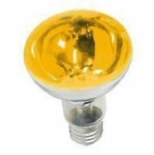General Electric Lampadina Riflettore R80 60w E27 Giallo Faretto colorata