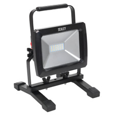 Sealey LED085 Rechargeable Portable Floodlight 20W SMD LED