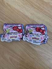 Hello Kitty and Friends Minis Stampers Mattel Walmart B and C