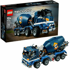 LEGO TECHNIC 42112 CONCRETE MIXER TRUCK BRAND NEW IN BOX FOR AGES 10 YEARS +