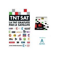 Carte TNTSAT V6 Génération neuve Canal Astra 19 2°