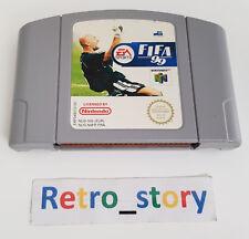 Nintendo 64 N64 - FIFA 99 - PAL