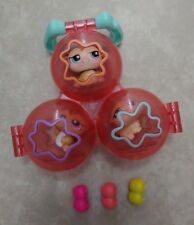 Littlest Pet Shop Triplets Petriplets Hamsters #1477-1479