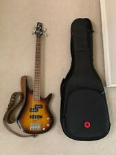 Ibanez GSRM20 Electric Bass Guitar With strap and bag included