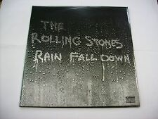 "ROLLING STONES - RAIN FALL DOWN - 12"" VINYL NEW UNPLAYED 2005"