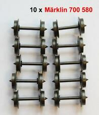 Märklin H0 - E700580 ( 700580 ) 10 Gleichstrom- Radsatz GP=1,99 €/ Stück NEUWARE