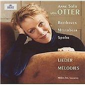 Beethoven / Meyerbeer / Spohr: Lieder Melodies, Tan, Melvyn, Very Good