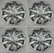 """Set of 4, 15"""" Aftermarket Hubcap Cover Fits a 2004-2006 Toyota Camry 42621AA150"""