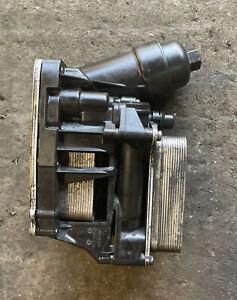 Oil Filter Housing Cooler Auto N47 118d 318d 120d 8507697 BMW F20 F30 1 3 series