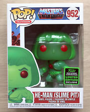 HE-MAN Slime Pit 952 Funko Pop 2020 PRIMAVERA convenzione Masters of the Universe