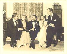 *Clifton Webb Party Carole Lombard, Marlene Dietrich, Ronald Colman WEBB ESTATE!