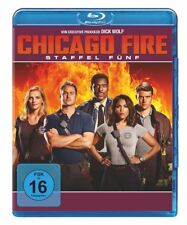 6 Blu-rays * CHICAGO FIRE - STAFFEL / SEASON 5 # NEU OVP +