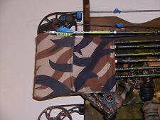 Mathews PSE Bowtech Mission ASAT camo Arrow Fletching Cover