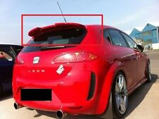 SEAT LEON 2 MK2 2005-2009 REAR ROOF SPOILER NEW