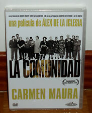 THE COMMUNITY DVD NEW NEW SEALED SEALED CINEMA SPANISH CARMEN MAURA DRAMA R2