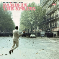 Various Artists : Bob Stanley & Pete Wiggs Present: Paris in the Spring VINYL