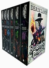 Skulduggery Pleasant Series 1-6 by Derek Landy 6 Books Collection Set