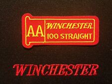 WINCHESTER FIREARMS AA Shooting Patch 100 straight Ammunition Lever Action