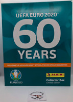 panini soccer UEFA 2020 EURO Limited Edition box EXCLUSIVE