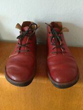 a7a84eafb462e5 Bio Leder Schuhe Gr.39 mit Abrollsohle