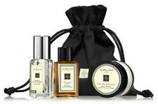 Jo Malone Mimosa & Cardamom Cologne, Blackberry & Bay, Wood Sage & Sea Salt GIFT