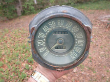 1949 Lincoln Speedometer Gauge *only 89 miles on the odometer*