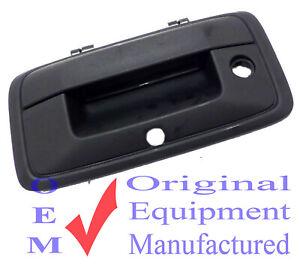Rear Tailgate Handle Backup Camera Opt 2016-2020 Chevrolet Silverado GMC Sierra