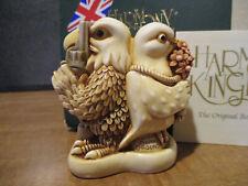Harmony Kingdom War and Peace V1 Eagle and Dove Event Pc Uk Made Le 500 Sgn Rare