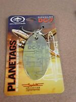 Douglas DC-7 American Airlines Plane Tag / Planetags - Free Shipping