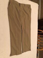 Under Armour Men's Golf Pants Size 38 X 30 Beige