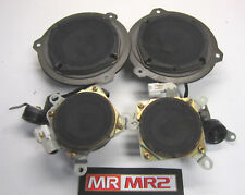 Toyota MR2 MK2 Rev2 Type Factory Speaker Set  - Mr MR2 Used Parts