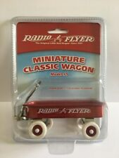 Radio Flyer Miniature Classic Wagon Model #1 Interest VW T1 T2 T3 T4 T5 T6