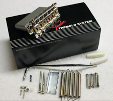 NEW Bridge FENDER STRATOCASTER American 0094247049 vintage chrome guitare