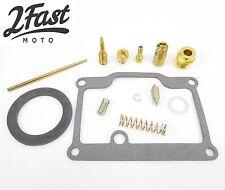 Kawasaki Carburetor Rebuild Carb Repair Kit Jet Gasket H2 H 2 H-2 750 Mach IV 4