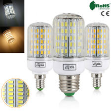 E27 E14 LED MAIS LAMPADINA 7W 12W 15W 20W 25W 45W LUCE 5730 SMD LUCE BIANCA 220V 110V