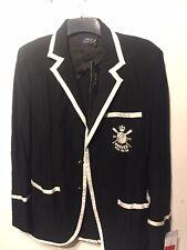 Ralph Lauren cord  Polo Blazer  Jacket Coat 38 Chest Women's