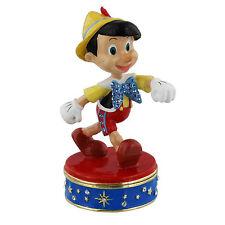 Disney Classic Jewelled Trinket Box - Pinocchio in Branded Gift Box