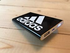 Original adidas 10000mah Power Bank External Battery Portable Charger Single USB