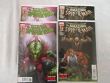 Amazing Spider-Man #688,#689 NM before Death of spiderman 700