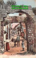 R341153 Fuenterrabia. Antigua Puerta de Sn Nicholas. Tiburcio Berrotaran