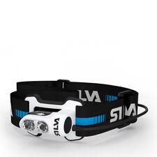 Silva Headlamp Trail Runner 4X Black Blue Led Stirnlampe Kopflampe Lauflampe