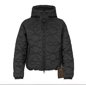 Louis Vuitton Reversible Monogram Puffer Jacket Nylon US S/EU 48