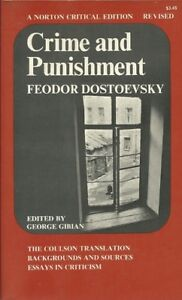 Crime and Punishment (Norton Critical Edition)