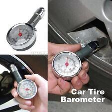 Car Truck Tyre Tire Air Pressure Dial Gauge Meter Tester Motorcycle Bike 100PSI