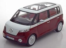 1 18 NOREV VW Bulli Concept car 2011 Redmetallic/white