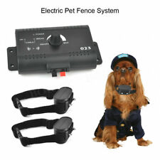 1-2 Dogs Underground Electric Dog Fence Containment System Wireless 5000㎡ Collar